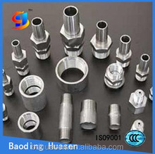 China Foundry Custom High Quality Casting Ductile Iron Pipe Fittings