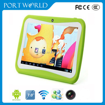 7 inch RK 3126 andorid 4.4 3D hardware acceleration tablet pc