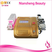 Newest hot selling i-lipo laser slimming machine for home use laser machine