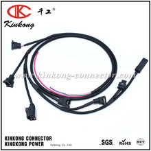 Custom Automotive car connector wire harness cable assembly