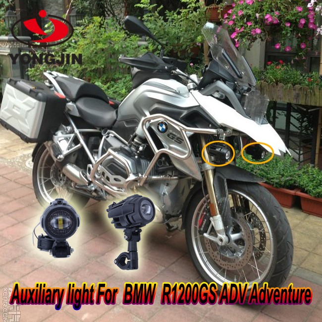 Motorcycle accessories LED work light 30w LED light for bmw motorcycle