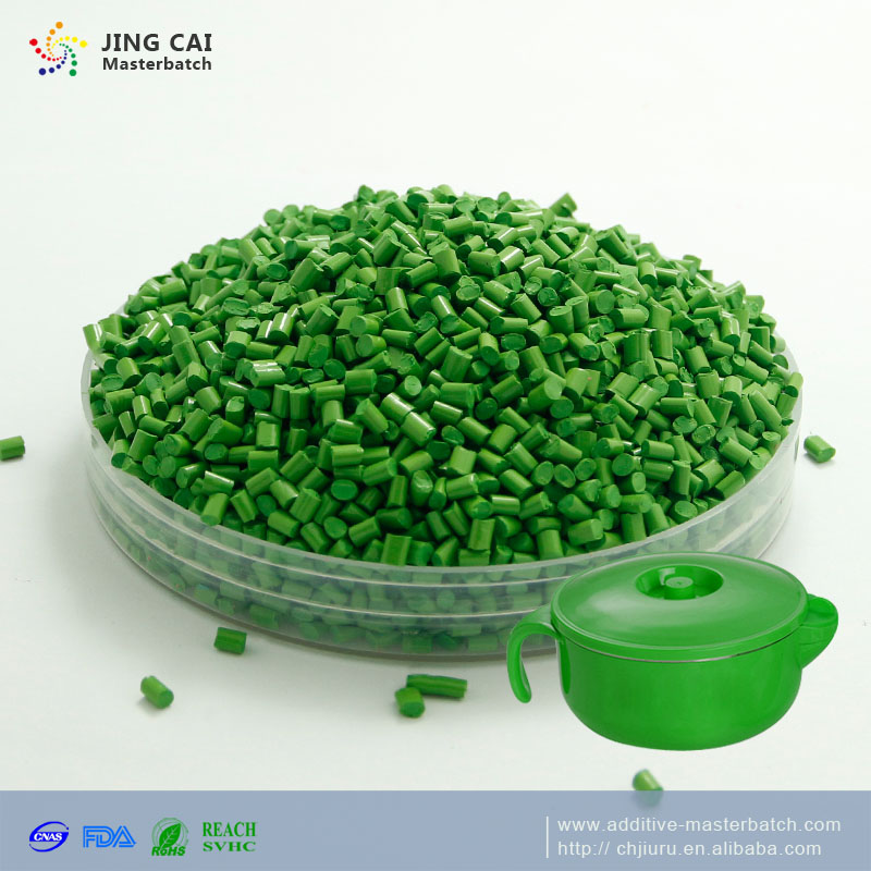 Food grade injection molding antimicrobial <strong>PP</strong> masterbatch color pellet