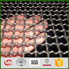 professional Anping factory ss crimped wire mesh/ss woven wire mesh/crimped wire mesh
