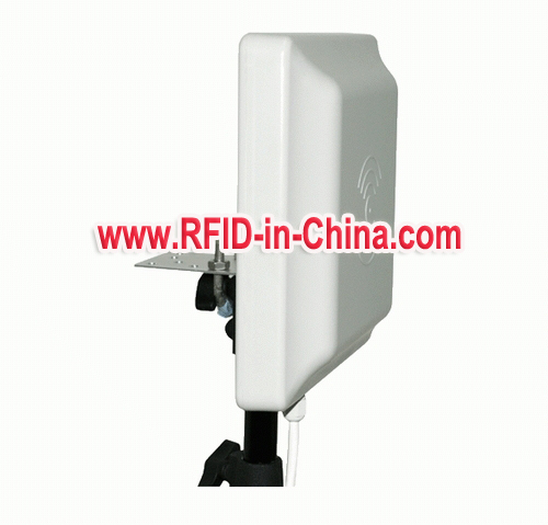 Indian Schools RFID Based Attendance System with UHF RFID Fixed Readers
