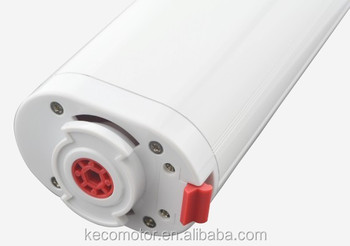 Keco home automation motor curtain KA66A For remote control curtain and automatic curtain for hotel curtain and home curtain