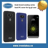Imak brand cowboy series cover for lg g5 case
