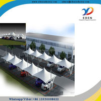 Tensile Fabric Roof Membrane Structures