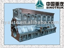 SINOTRUK(CNHTC) products--steyr engine cylinder block, auto cylinder block, engine body