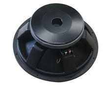 PRO AUDIO STAGE SPEAKER SUBWOOFER 18 INCH 125 VC