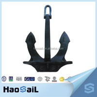 Competitive Hall Ship Anchor Price with A, B, C type