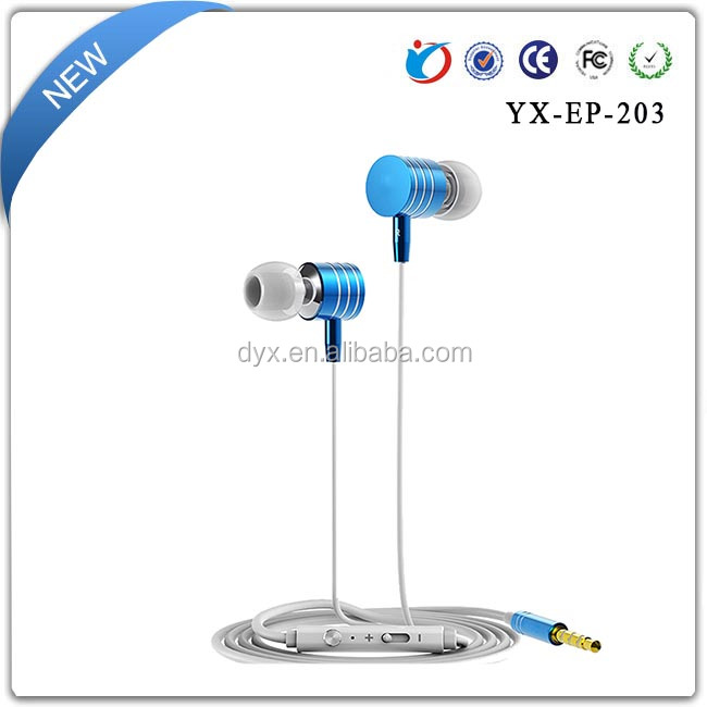Hotest Selling Mobile Accessories Handsfree Sport Earphone for Iphone 6