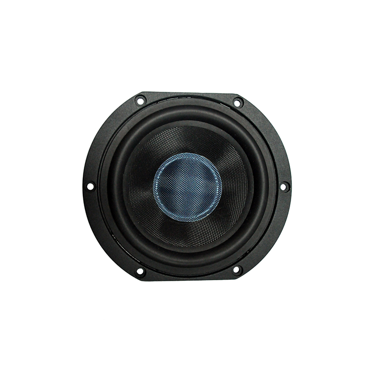 2017 new equipment 50W double magnetic rubidium woofer