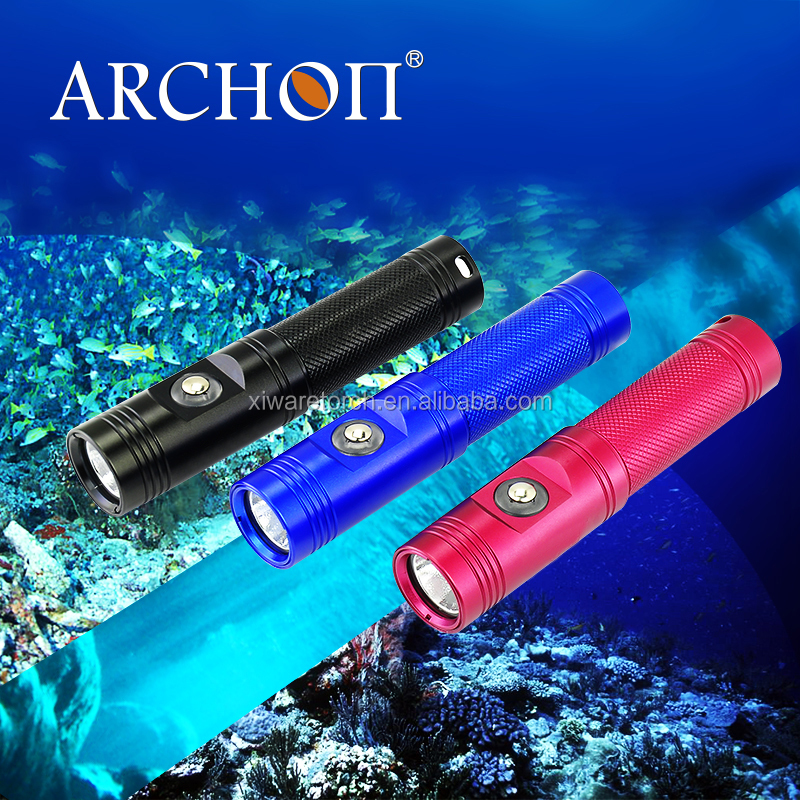 Waterproof <strong>30</strong>-60m marine diving torch