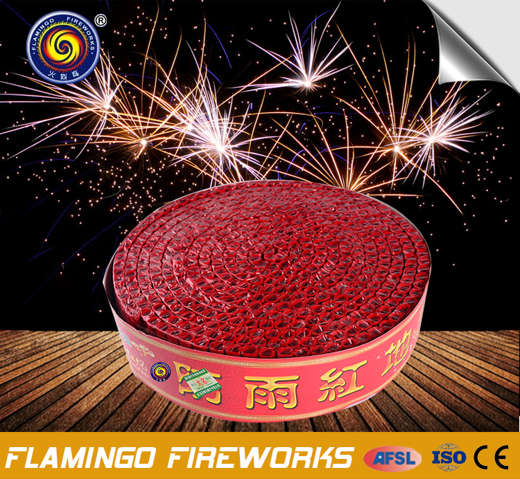 Manufactory Red Crackers firecracker magic ball