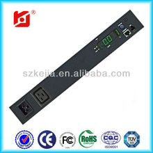 1 Outlets, Remote Current Monitoring/Intelligent power distribution unit