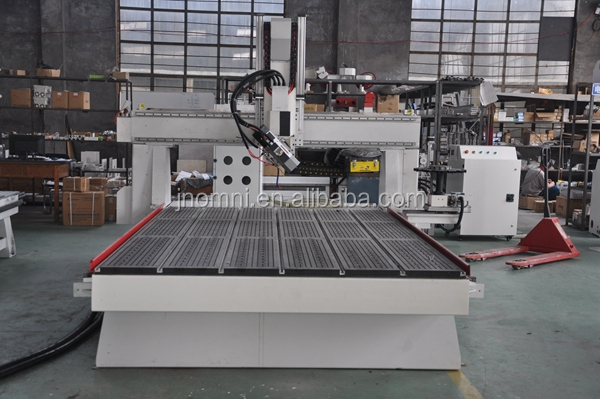 best seller high specification1325 4 axis cnc router/machine for soffit,crown moulding,wall frame,stair jamb,column working