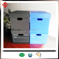 2015 pp polypropylene Recycled Materials Feature and Accept Custom Order corrugated box