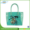 Factory Direct Sales Solid PVC shopping bag