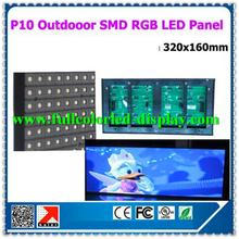 led display new led video 768 x 768 name badge with magnetic back