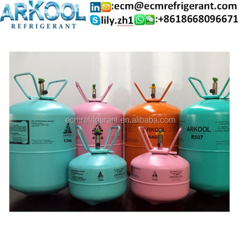 Refrigerant r410a Cylinder For refrigeration air-conditioning