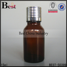 aroma oil container / classical design cosmetic packaging personal care essential oil bottle 30 ml