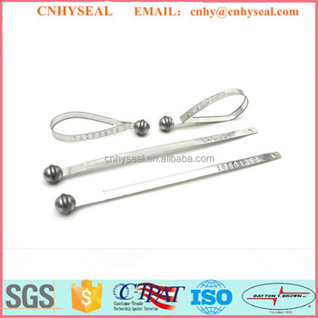 High quality metal strap sealCH401