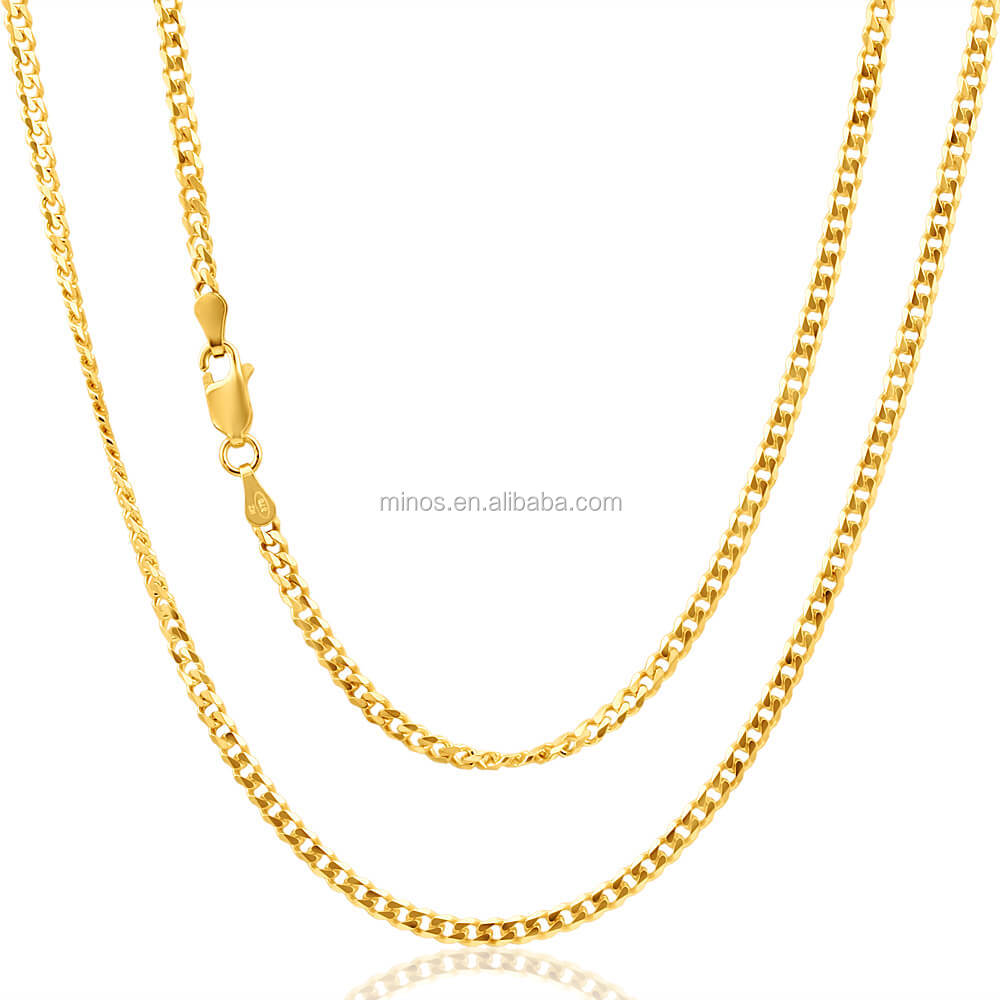 Low Price New Model Necklace Chain,stainless Steel Gold Chain Necklace
