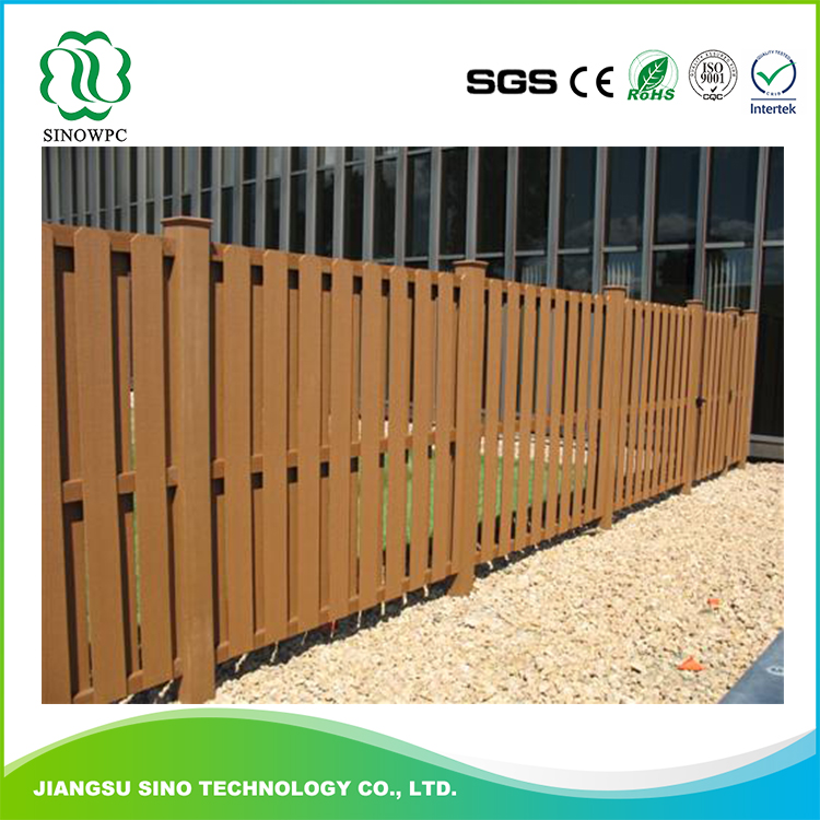 High Quality Wood Plastic Wpc Fence Post