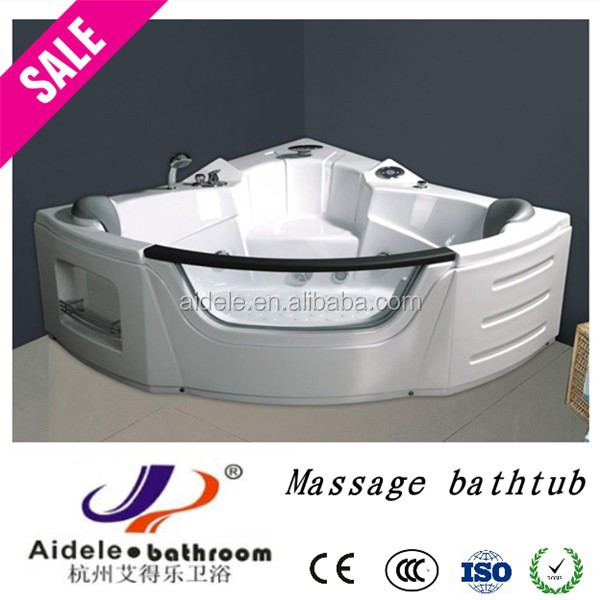 Luxury massage 2 person portable indoor hot tub