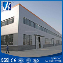 construction design corrugated light steel garage prefabricated workshop steel structure