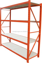 Storage rack angle iron rack