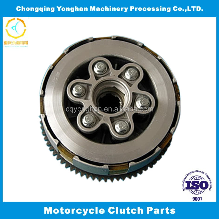 CG150 8T 150CC Good Price Motorcycle Friction Clutch Assy.
