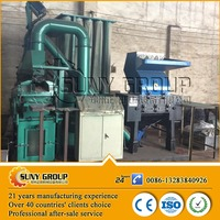 copper line recycling equipment cable wire granulator export