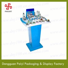 Manufacturer supplies fancy acrylic cosmetic display cabinet