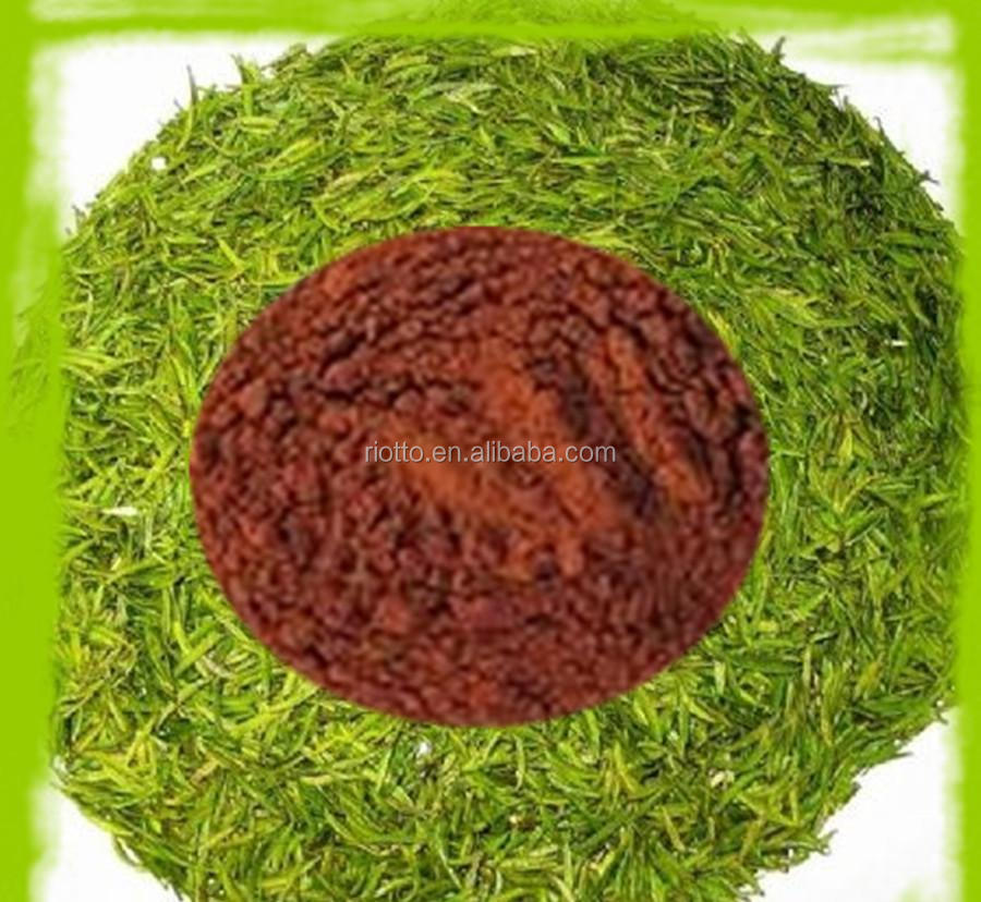 100% water-soluble Tea Polyphenol Tea Extract / Black Tea Extract l-theanine/!!!