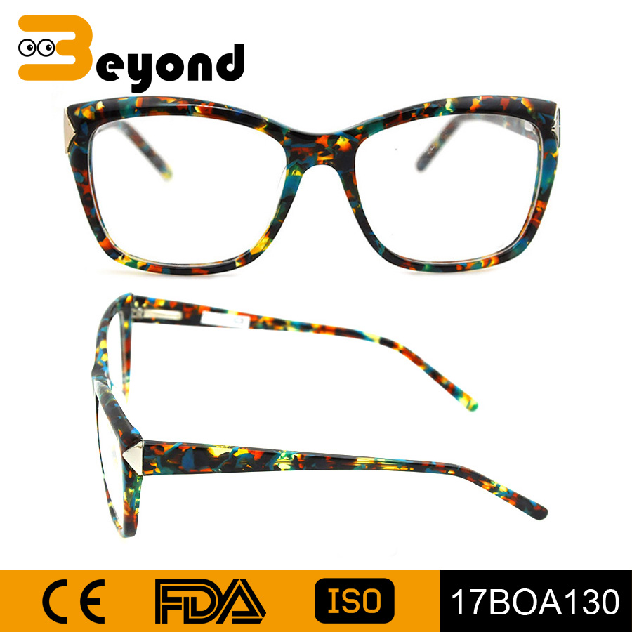 New Model Acetate Manufacturers In China Optical eye glass frames