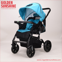 Patent wheels China manufacturing good baby stroller/pram/baby carriage/baby carrier/pushchair