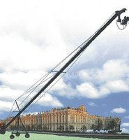 Sale professional jib crane for camera jimmy jib