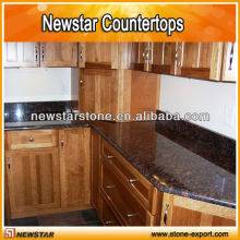 Hot black kitchen granite top