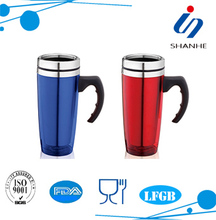 stainless steell travel mug double wall for gift and promotion
