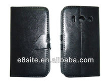 China Supplier Wallet Leather Case For Huawei Y300 U8833
