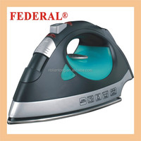 Powerful steam iron with cleaning hole soleplate from Cixi factory CE GS ROHS