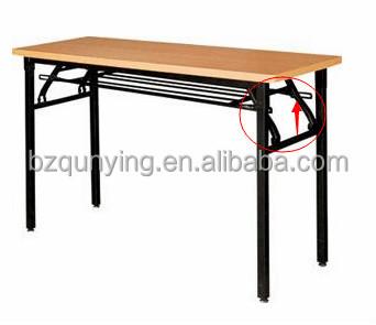 Mesa plegable bisagra de 90 grados de la pierna bisagras - Bisagras para mesas plegables ...