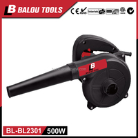 electric tool portable handle functions of air blower