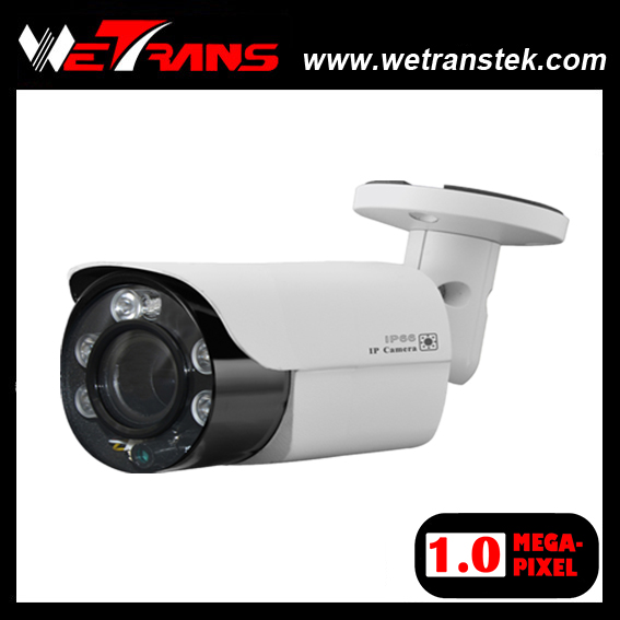 Wetrans TR-EIPR314L New Outdoor IR Night Vision LED array 720P IP Surveillance Onvif P2P Camera Camera IP