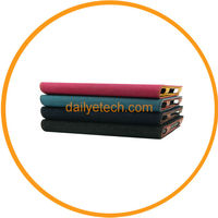 Fashion Jeans Style Stand Flip Leather Wallet Smart Skin for iPad Mini from Dailyetech