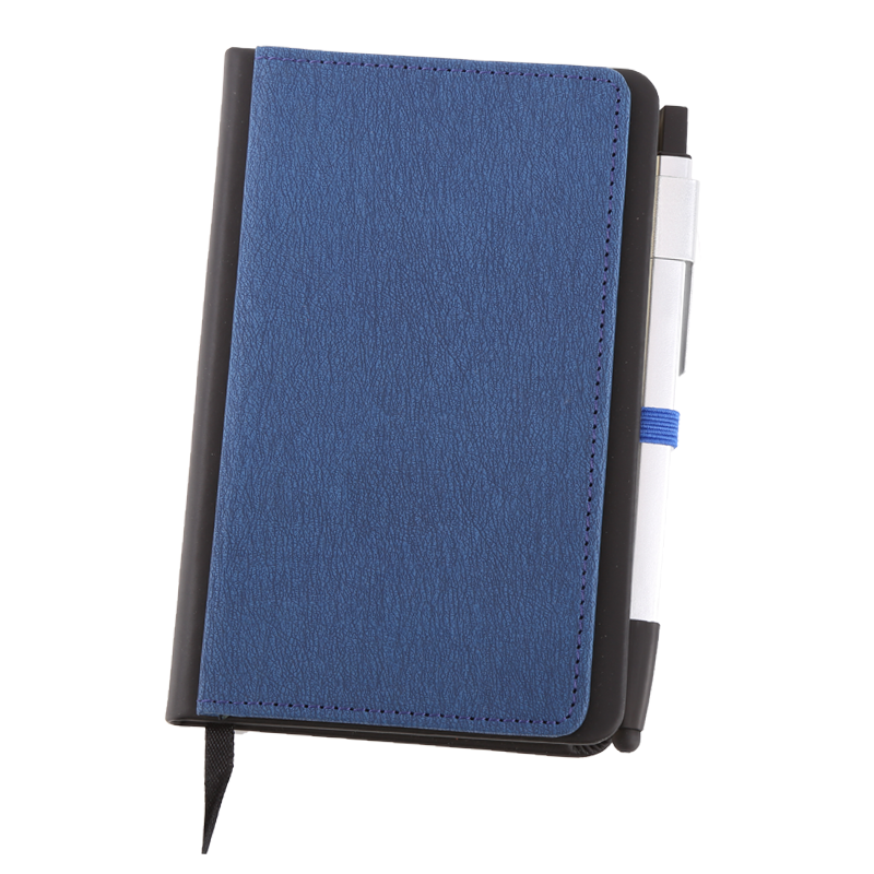Hotel Wholesale Cheap Creative Metal Notepad With Pen