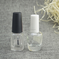 13ml clear square nail polish glass bottle manufacturer