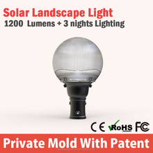 Professional bee solar lights garden with great price