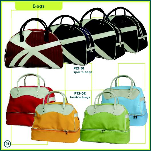 Corporate Gifts Singapore - Customised Sports Bag, Travel Bag, Boston Bag, Golf Bag